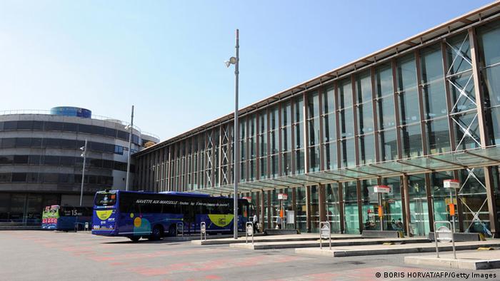 Frankreich Festnahme nach Anschlag auf Jüdisches Museum Marseille