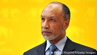 Fußball FIFA Mohamed Bin Hammam