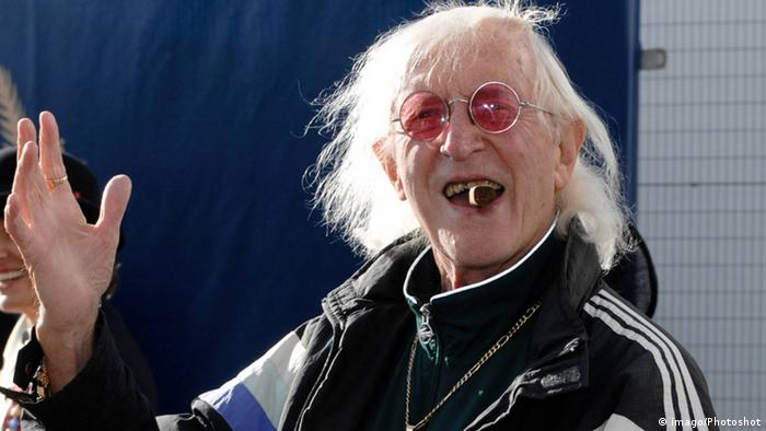 Sir Jimmy Savile (imago/Photoshot)