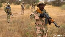 Nigeria Soldaten Boko Haram ARCHIVBILD
