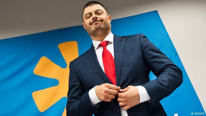 Bulgarien Europawahlkampagne 2014 Nikolai Barekov
