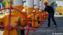 Symbolbild Russland Ukraine Gas Pipeline