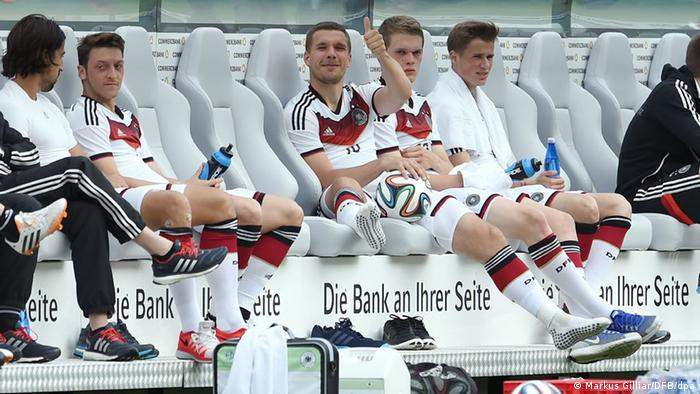 Deutschlands Wm Kader Fur Brasilien Steht Fussball Dw