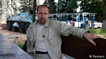 Alexander Khodakovsky, commander of Vostok (Photo: REUTERS/Maxim Zmeyev)