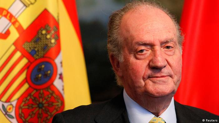 Juan Carlos, König von Spanien - Archiv 2011 (Foto: Reuters)