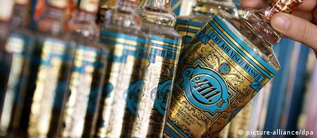 Ein Fläschchen 4711 Echt Kölnisch Wasser