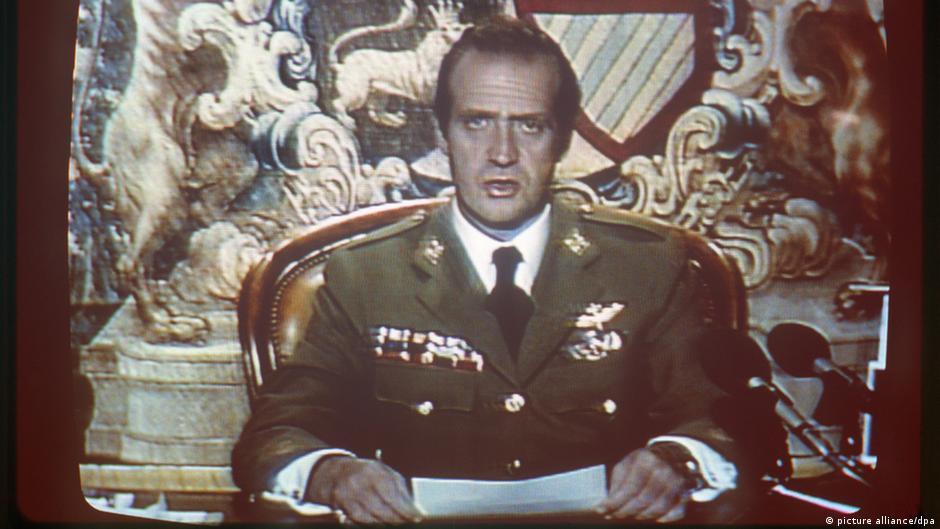 ميركل تشيد بالدور السياسي للعاهل الأسباني خوان كارلوس | DW | 02.06.2014