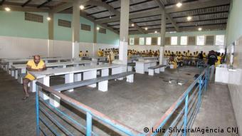 Maßregelvollzugsklinik in Bahia, Brasilien