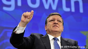 Rais wa Halmashauri Kuu ya Umoja wa Ulaya Jose Manuel Barroso.