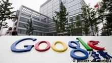 China blockiert Google Dienste vor dem Tiananmen Jahrestag Firmensitz in Peking