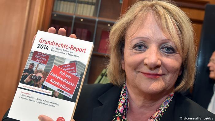 Grundrechte-Report 2014 PK 03.06.2014 Karlsruhe