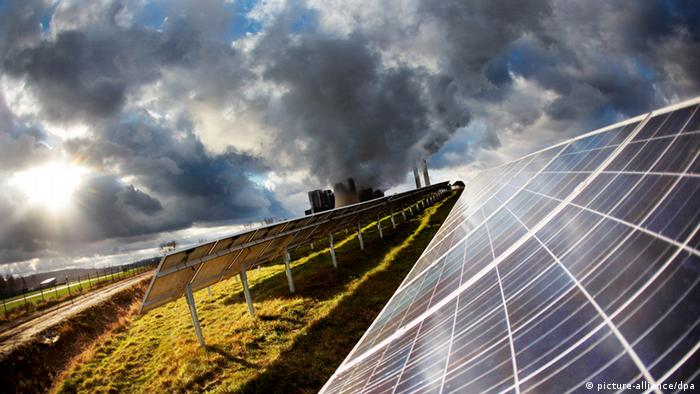 Енергія сонця замість вугілля та атому