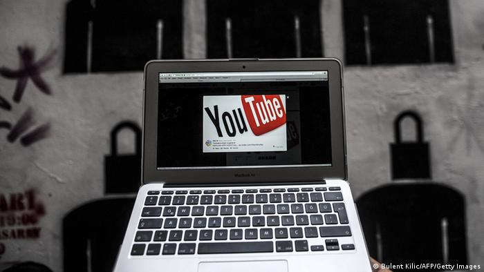 Youtube Sperre Türkei (Bulent Kilic/AFP/Getty Images)