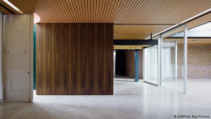 Немецкий павильон на 14-й Венецианской архитектурной биеннале