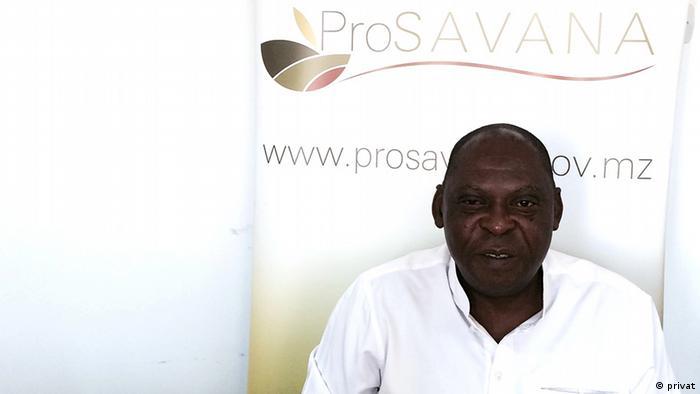 Calisto Bias, coordenador do projeto ProSavana