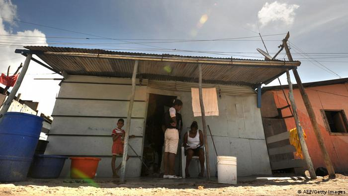 Symbolbild Armut in Venezuela