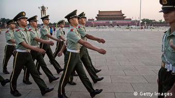 China Peking Platz des himmlischen Friedens 03.06.2014