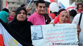 Jubel über Wahlsieg al-Sisis