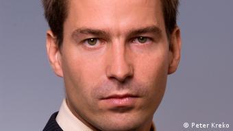 Politologul Péter Krekó