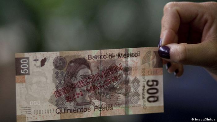 Mexiko Wirtschaft Währung