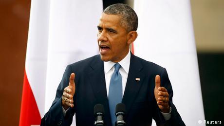 Obama advierte a Rusia de cualquier ataque contra países de la OTAN