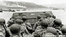 Операція Оверлорд: американські солдати незадовго до висадки на узбережжі Нормандії 6 червня 1944 року