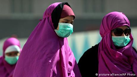 MERS Virus (picture-alliance/AP Photo)