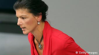 Sahra Wagenknecht (Foto: Adam Berry/Getty Images)