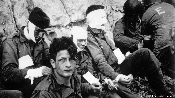 60. Jahrestag D-Day Frankreich