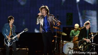 The Rolling Stones Auftritt in Lissabon 29.05.2014