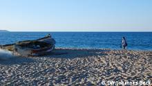 Strand von Tofo
