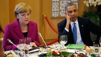Angela Merkel şi Barack Obama, la recentul summit G7 de la Bruxelles