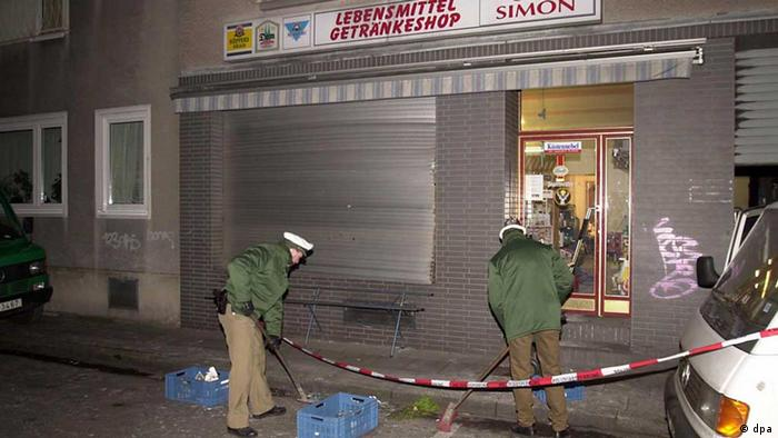 NSU terror anschlag köln 2001