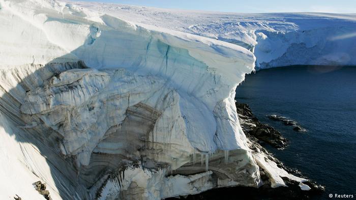 Antarktis Eisschmelze