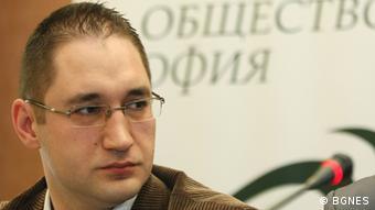 Georgi Angelov Wirtschaftsexperte Bulgarien