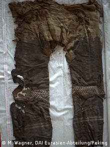 Самые древние, по оценке ученых, штаны