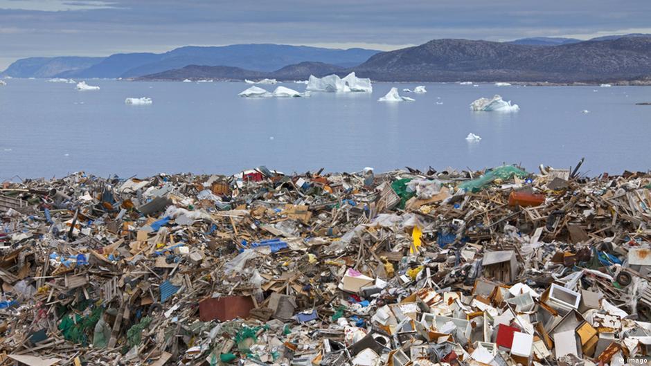 Müllkippe Meer PlastikPest im Ozean  Asien  DW  0506