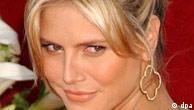 Heidi Klum. hermosa, desenfadada y triunfadora.
