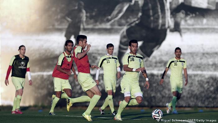 فوتبالی بدنسازی