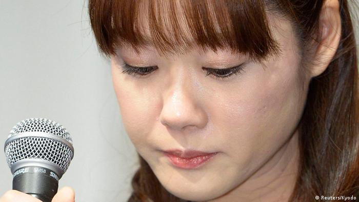 Haruko Obokata Photo: REUTERS/Kyodo/Files