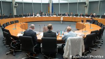 NSA-Untersuchungsausschuss 05.06.2014 Berlin