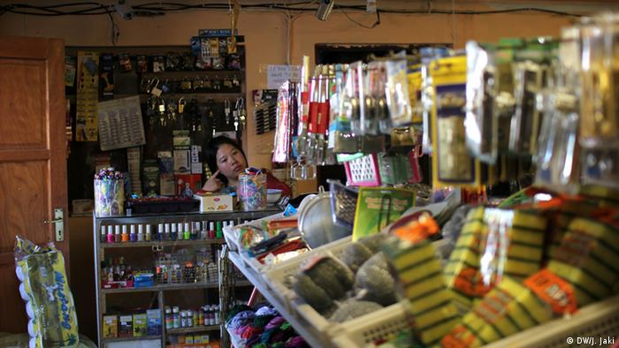 Chinesische Händler in Südafrika
