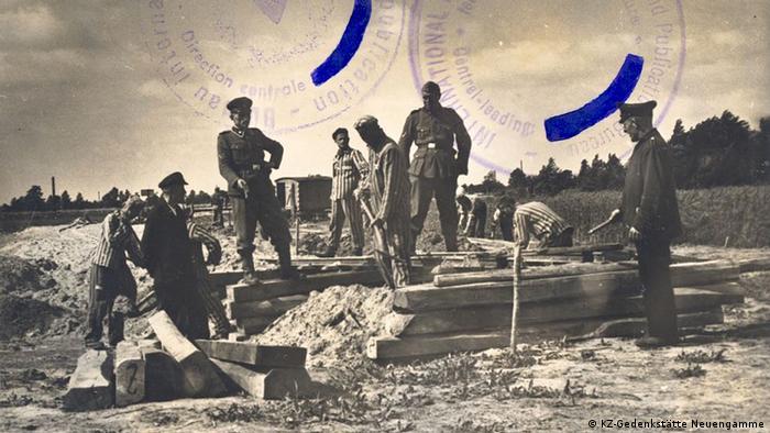 U sistemu logora Nojengame je stradanje bilo masovno