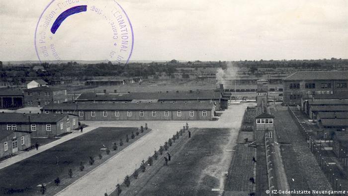Deutschland Geschichte Zweiter Weltkrieg KZ Neuengamme bei Hamburg (Foto: KZ Gedenkstätte)