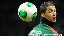 Portugal Fußball Cristiano Ronaldo