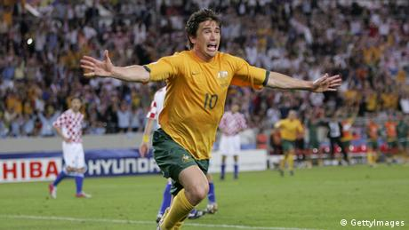 Harry Kewell Jubel