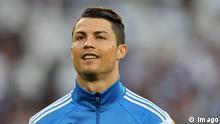 Spanien Fußball WM Spieler Cristiano Ronaldo