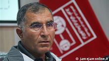 Iran Fußballtrainer Majid Jalali