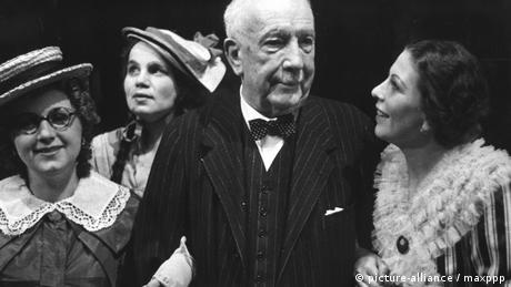 Richard Strauss at his premiere