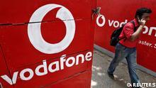 Vodafone Abhörskandal (REUTERS)